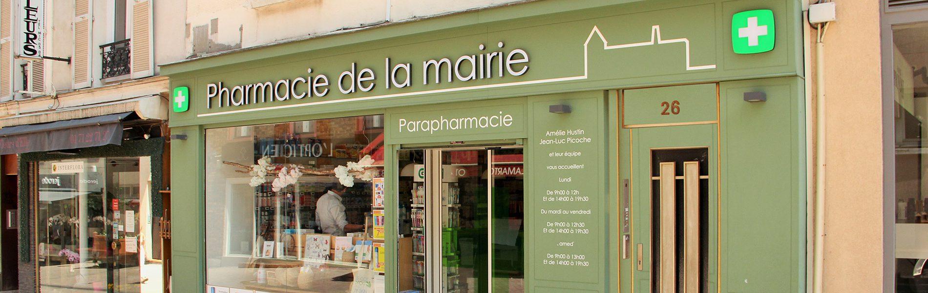 Pharmacie DE LA MAIRIE - Image Homepage 1
