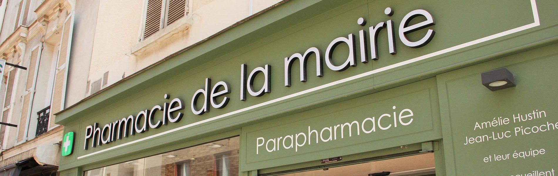 Pharmacie DE LA MAIRIE - Image Homepage 2